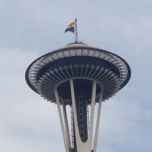Seattle = Pride